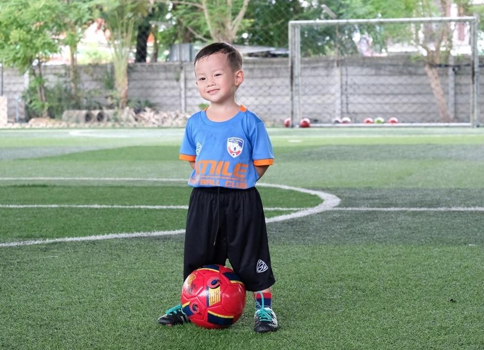 สอนฟุตบอลเด็ก by Smile Football Club_201908004